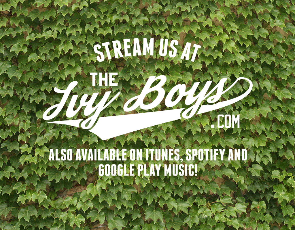 The Ivy Boys Podcast